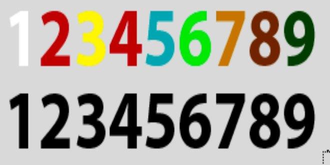 números, personificación, tipos de sinestesia