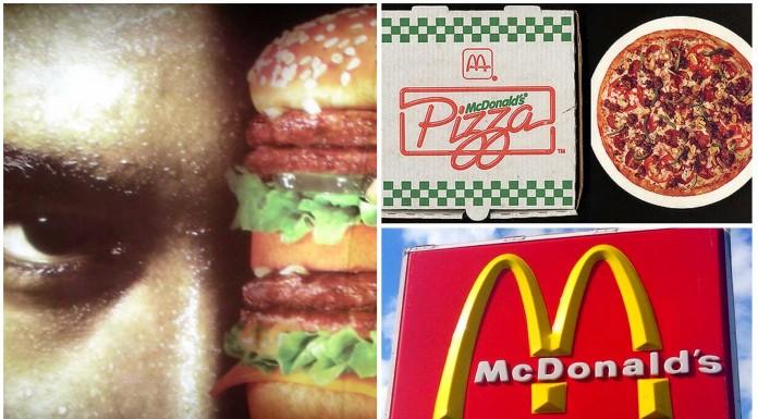 5 Estrepitosos fracasos de McDonalds - Supercurioso