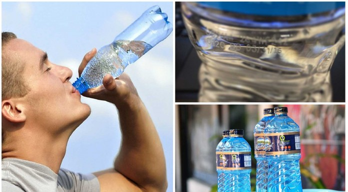 Si el agua no caduca ¿Por qué las botellas llevan fecha?