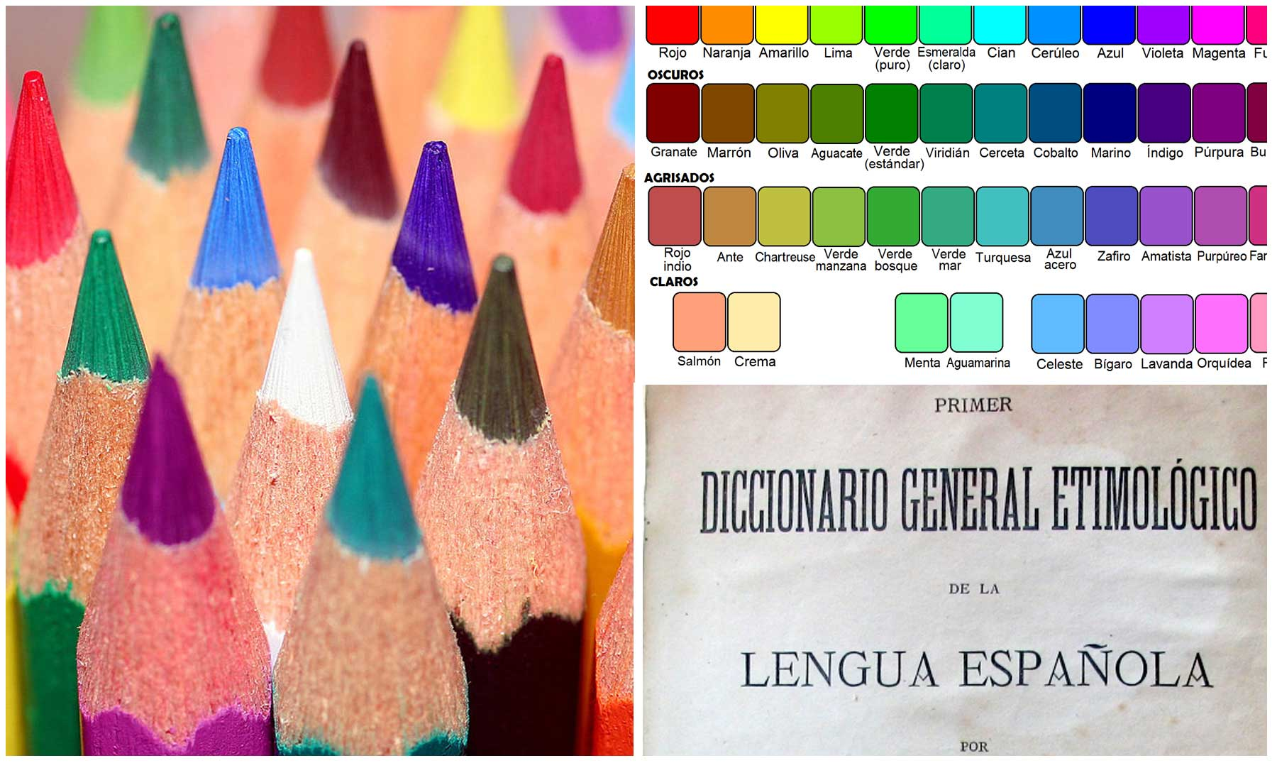 De d nde salen los nombres de los colores supercurioso for Inodoro significado