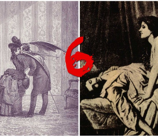 6 vampiros HISTÓRICOS que desconocías