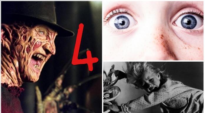 4 datos de películas de terror que no sabías