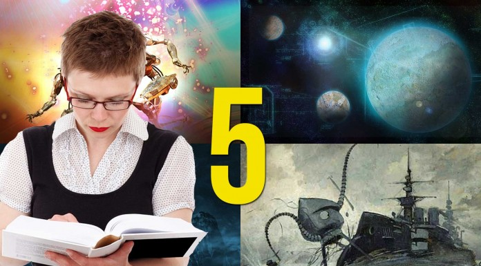 5 libros geniales de Ciencia Ficción que ya son GRATIS