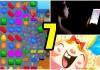 7 curiosidades de Candy Crush. ¿Te lo imaginabas?