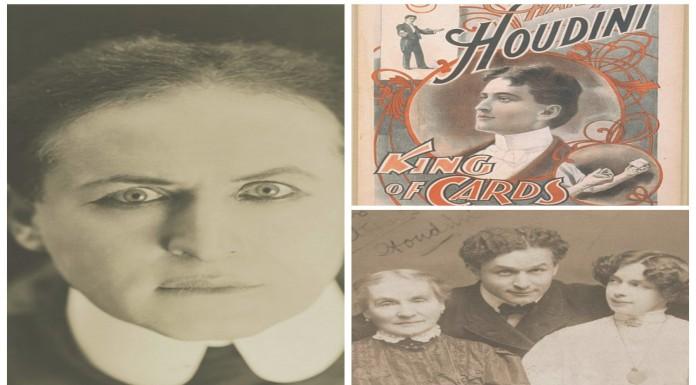 Harry Houdini datos que descubrir