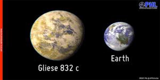 Podría haber un planeta como nuestra Tierra a 16 años luz...