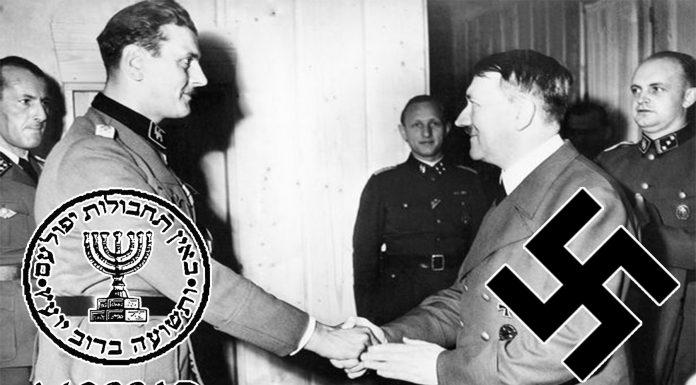 Skorzeny, de coronel de la SS a espía del Mossad