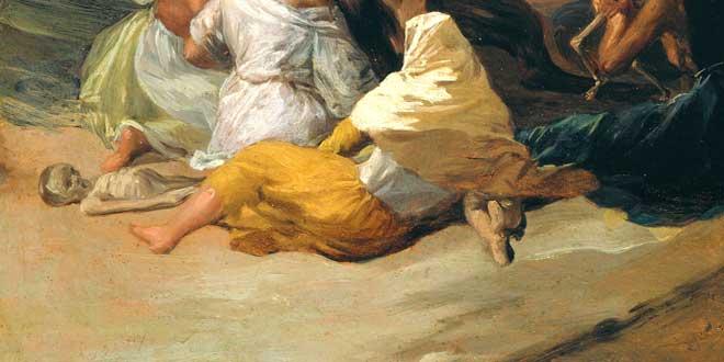 La trágica historia que explica el Aquelarre de Goya