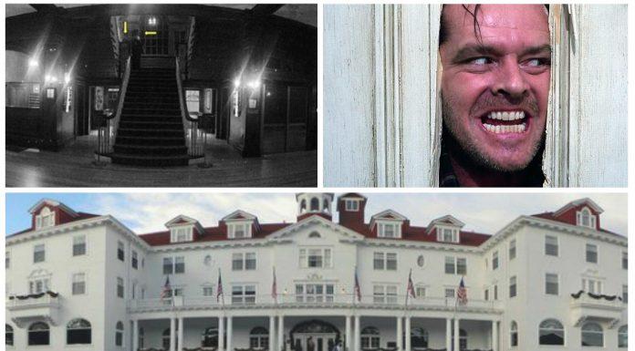 ¿Un fantasma captado en el Hotel de El Resplandor?