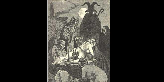 Lilias Adie, la mujer que confesó tener relaciones con el diablo
