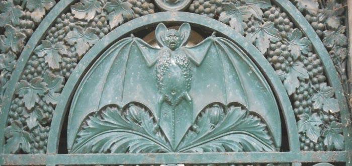 Simbología vampírica: Murciélago