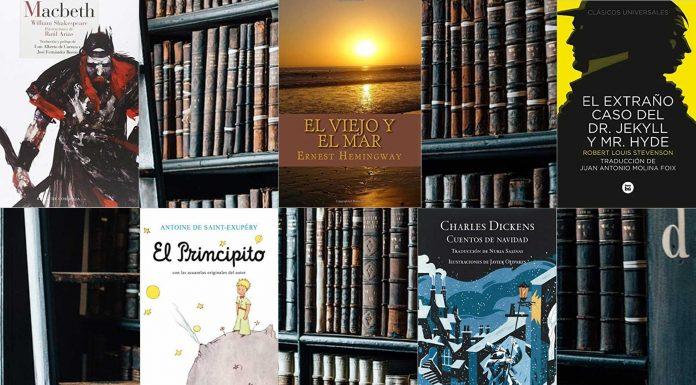 10 libros clásicos que puedes leer en un día