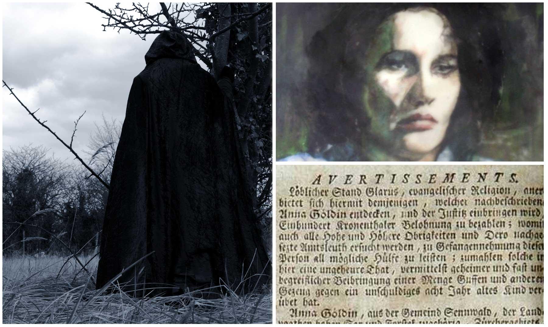 La terrorífica historia de Anna Göldin, la última bruja de Europa