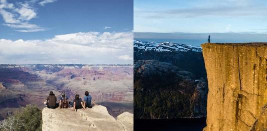 5 de los miradores naturales más increíbles del mundo