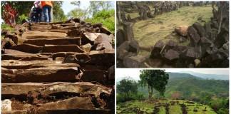 Las enigmáticas ruinas de Gunung Padang