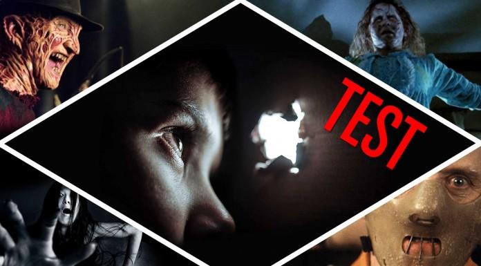 TEST ¿ Sobrevivirías en un film de terror?