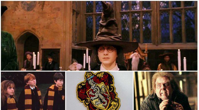La teoría de Harry Potter que dice que cualquiera podría ser un Gryffindor