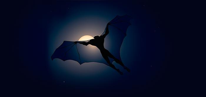 vampiro volar