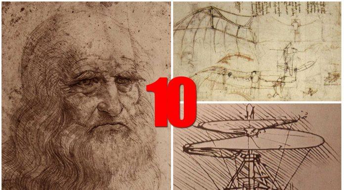 Las 10 MEJORES ideas de Leonardo Da Vinci