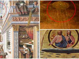 7 obras de arte con OVNIS, ¡asombroso!