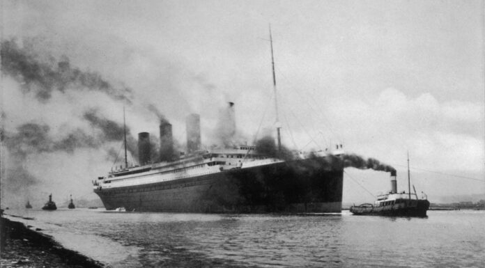 Charles Joughin El panadero del Titanic que sobrevivió por el whisky