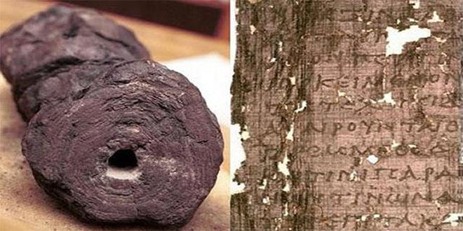 8 escritos antiguos descifrados al fin. ¿Qué dices?