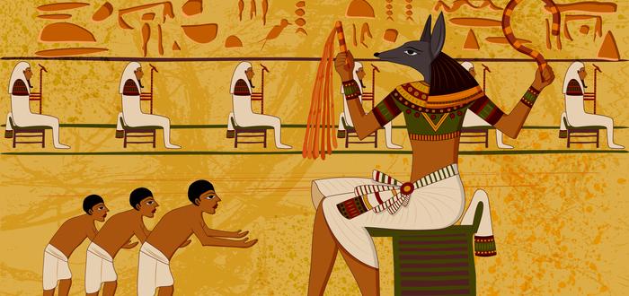 La daga de Tutankamón hecha con material extraterrestre