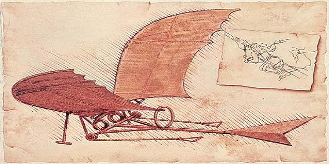 Como Dibujar La Maquina Voladora: Las 10 MEJORES Ideas De Leonardo Da Vinci