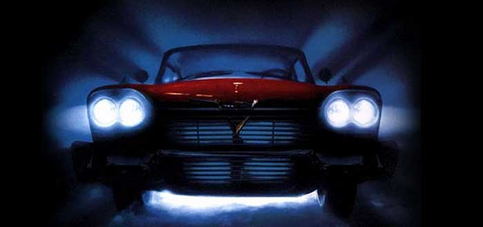 Novelas de Stephen King Christine