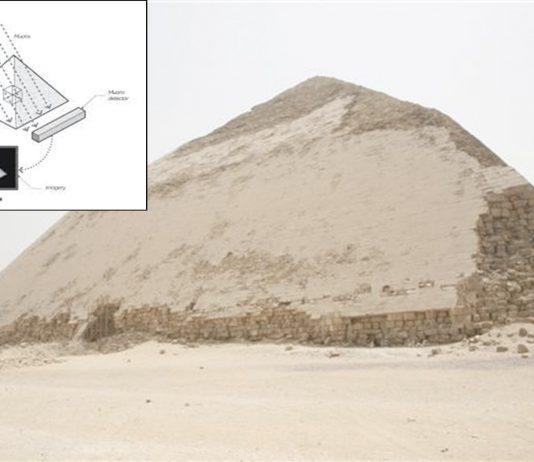 Los misterios de una de las pirámides más antiguas de Egipto ven la luz gracias a los rayos cósmicos