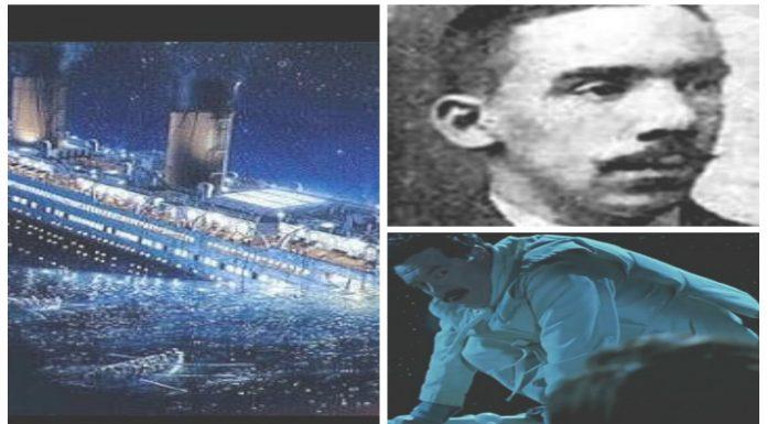 chef del Titanic que sobrevivió gracias ¿al whisky?