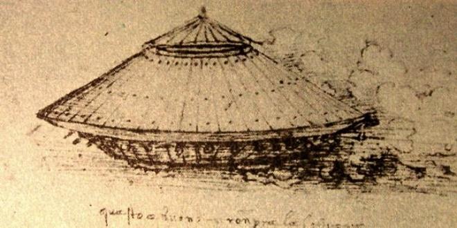 Tanque Da Vinci