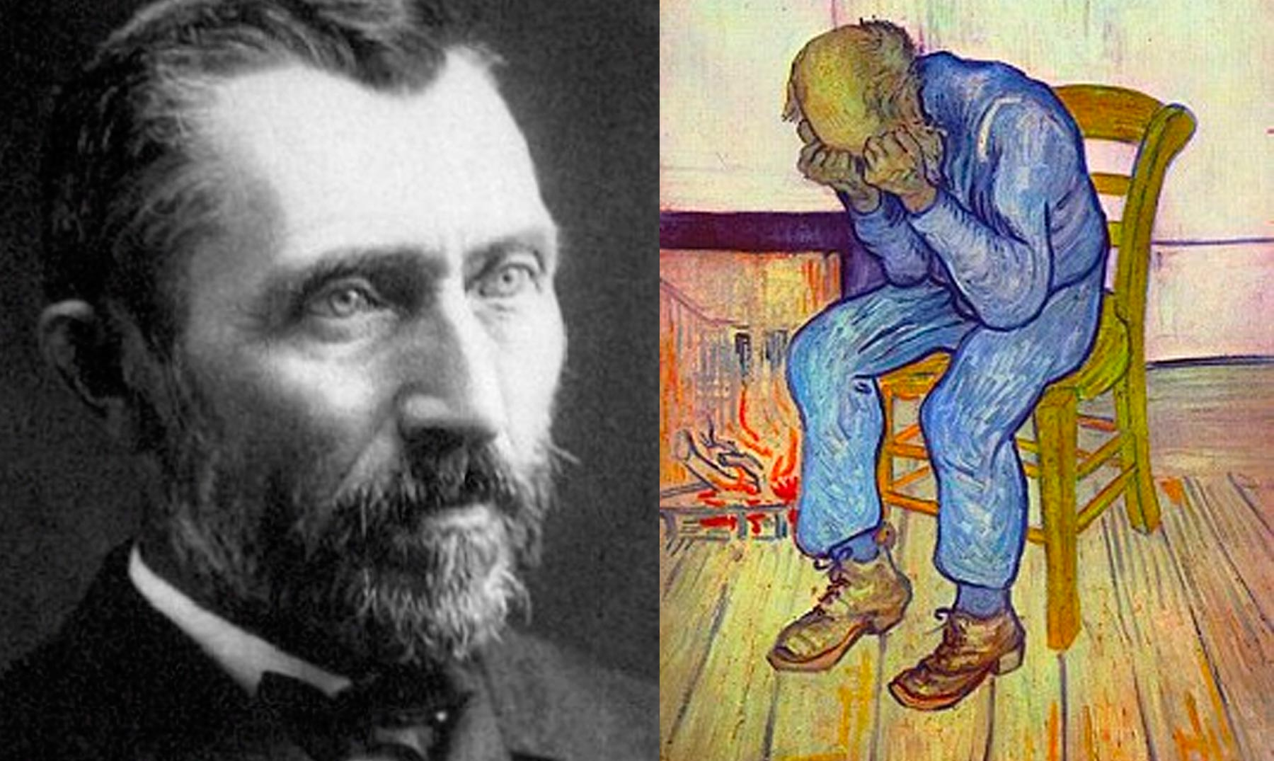 5 Pintores que sufrieron esquizofrenia