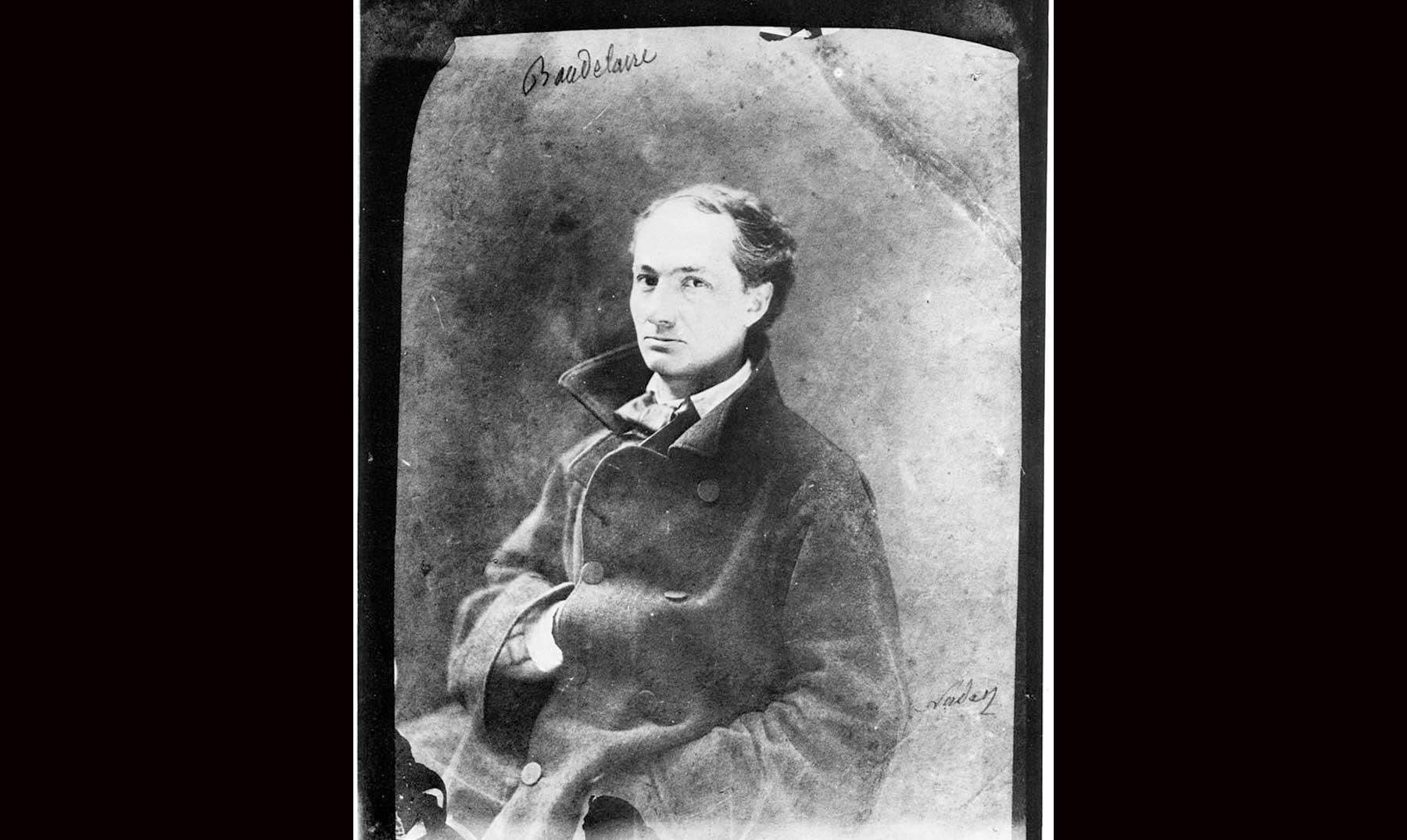 Retrato de Paganini. Delacroix 1832