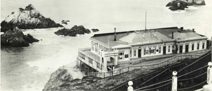 casa del acantilado original