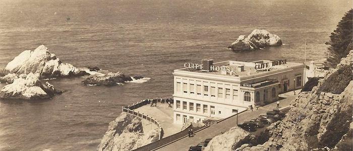 cliff house en san francisco