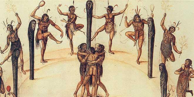 danza nativos americanos