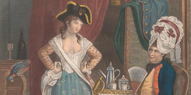 Resultado de imagen de homosexualidad siglo XVIII