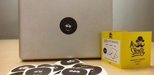 ¡Dale vida a tu MacBook con Mr. Sticker!