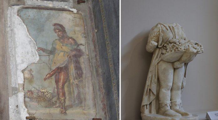 El Príapo de Pompeya oculta un trastorno según los urólogos