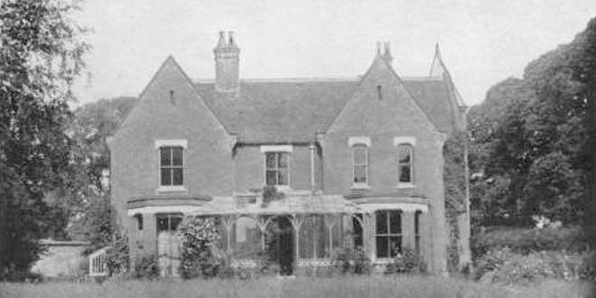 La Rectoria de Borley, la casa más encantada de Inglaterra