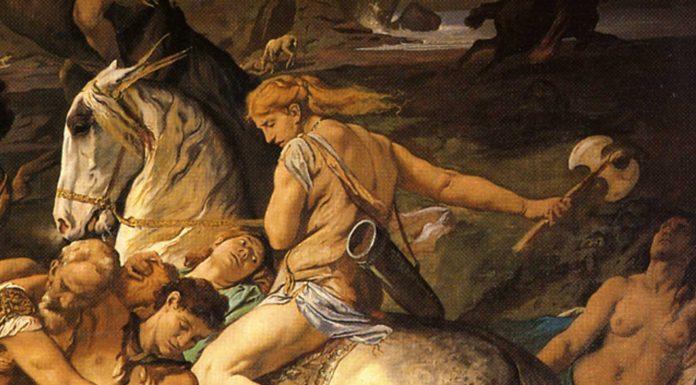 ¿En verdad las amazonas se cortaban un pecho?