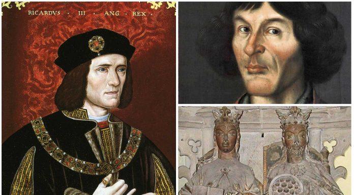 3 esqueletos identificados realmente por los arqueólogos