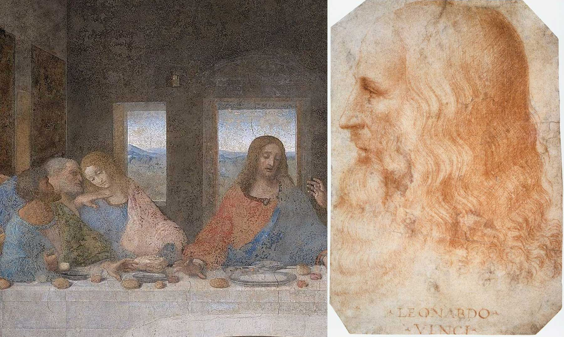 La Historia Del Jesus Y El Judas De La Ultima Cena De Da Vinci