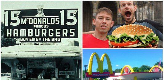 No creerás cómo empezó McDonald's