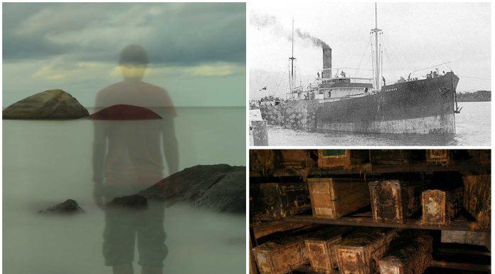 El SS Ventnor, el ataúd flotante que naufragó camino a China