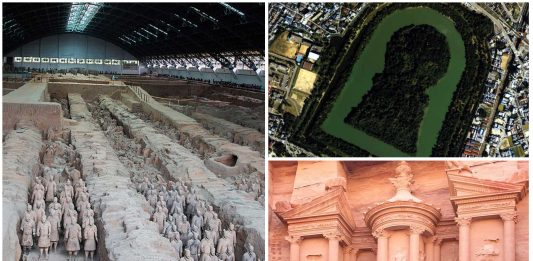 Las 5 tumbas más increíbles de la historia