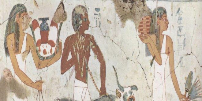 6 comidas de la Antigüedad