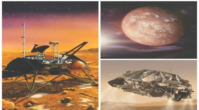Cómo sería vivir en Marte en el siglo XXI