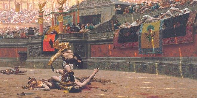 Grandes gladiadores romanos